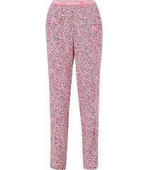 pyjamasbyxor woven pant print