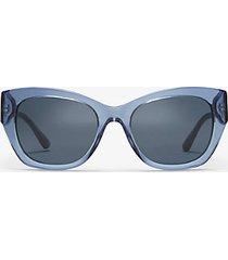 mk occhiali da sole palermo - blu (blu) - michael kors