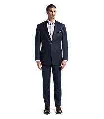 traveler collection tailored fit men's suit clearance by jos. a. bank