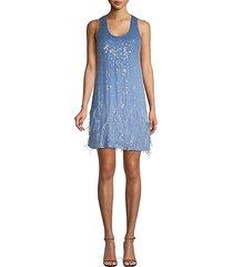 hope embellished shift dress