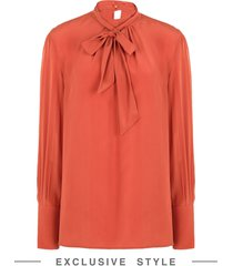 yoox net-a-porter for the prince's foundation blouses