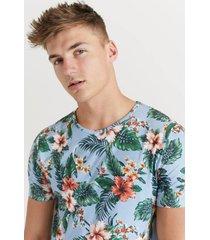 t-shirt flower tee