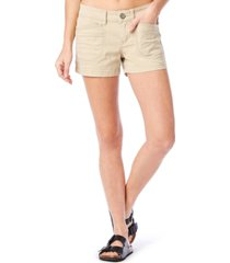 unionbay juniors' delaney stretch twill shorts