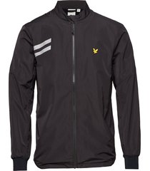 ultra stretch run jacket outerwear sport jackets svart lyle & scott sport
