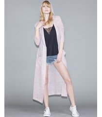 sweter soft pink
