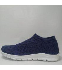 zapatilla azul arians zigtel