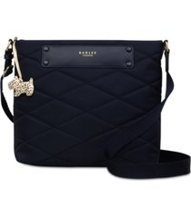 radley london charleston zip-top crossbody