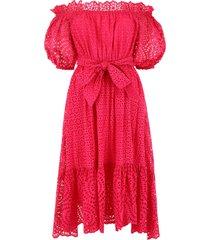 ulla johnson sangallo lace hollie dress