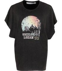 iro smoky cotton t-shirt