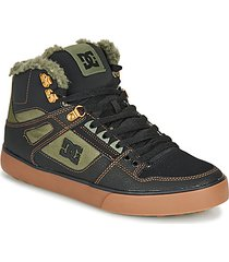 hoge sneakers dc shoes pure high-top wc wnt