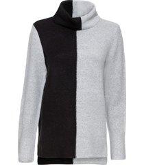 maglione a collo alto (grigio) - bodyflirt