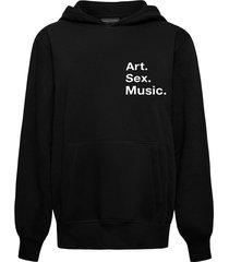 art. sex. music hoodie