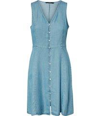 klänning vmlena sl button midi dress