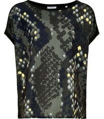 opus shirt met print sanima print