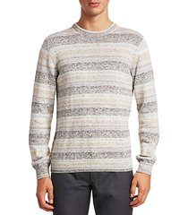 collection cotton space dyed sweater