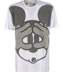 iceberg mickey mouse t-shirt