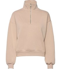 elena sweater stickad tröja rosa gina tricot