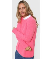 sweater fucsia asterisco otep