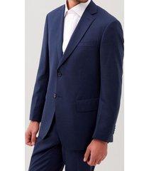 chaqueta formal azul trial