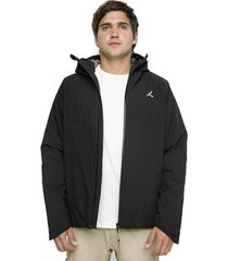 chaqueta impermeable navarino negro andesgear