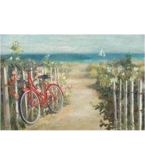 "danhui nai summer ride crop canvas art - 27"" x 33.5"""