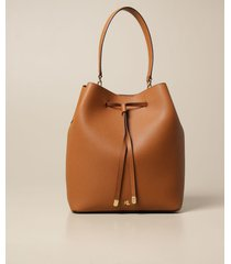 lauren ralph lauren handbag lauren ralph lauren bucket bag in grained leather