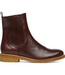chelsea boot shoes chelsea boots brun angulus