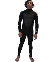 traje de agua g1 4/3 negro stoked