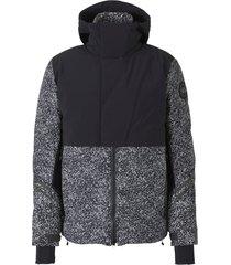 hybridge cw padded jacket