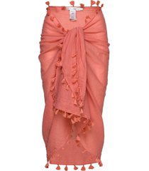 cotton gauze sarong beach wear rosa seafolly