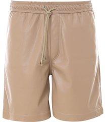 nanushka bermuda shorts