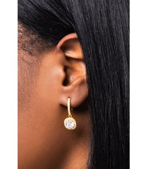 akira elegantly aglow drop rhinestone earring