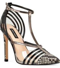 zapato terry pitón mujer nine west