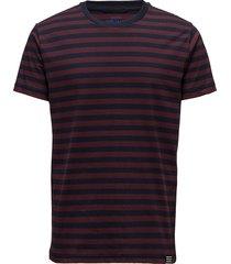 favorite midi thor t-shirts short-sleeved multi/mönstrad mads nørgaard