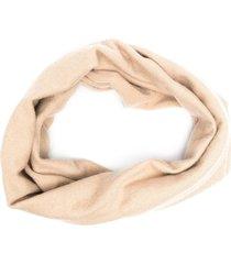 extreme cashmere cashmere belt - neutrals