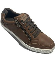 sapatênis ped shoes casual masculino - masculino