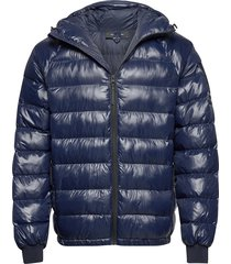 m tomic jacket the alpine gevoerd jack blauw peak performance