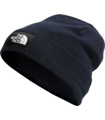 gorro dock worker recycled azul the north face