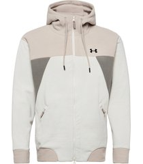 ua recover fleece fz hoodie sweat-shirts & hoodies fleeces & midlayers wit under armour