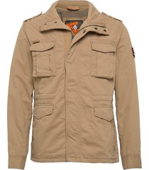 classic rookie jacket dun jack beige superdry