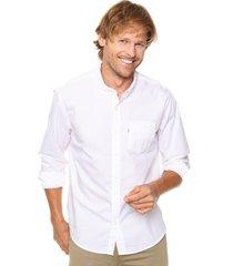 camisa blanca levi's  classic one pocket