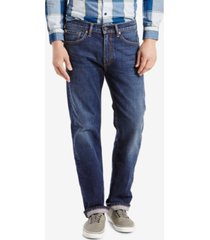 levi's 505 regular fit jeans