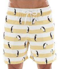 shorts de praia masculino curto 613 mash