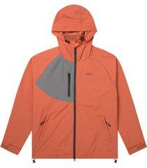 windjack huf jacket standard shell 2