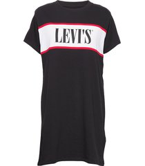 logo tee dress logo dress mine kort klänning levi´s women