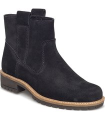 elaine shoes boots ankle boots ankle boot - flat svart ecco