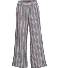 pantaloni culotte a righe (blu) - rainbow