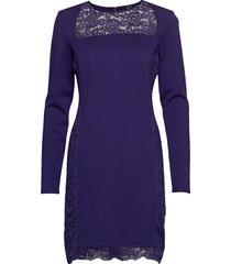 mauve dress korte jurk paars marciano by guess