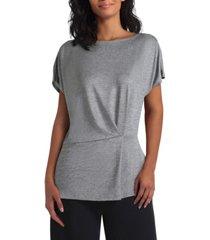 women's extended shoulder blouse