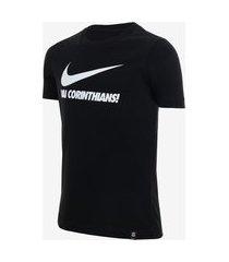 camiseta nike corinthians infantil